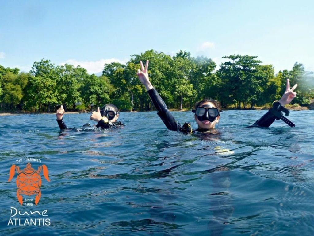 Rapprochez-vous des Centre de Plongée Bali