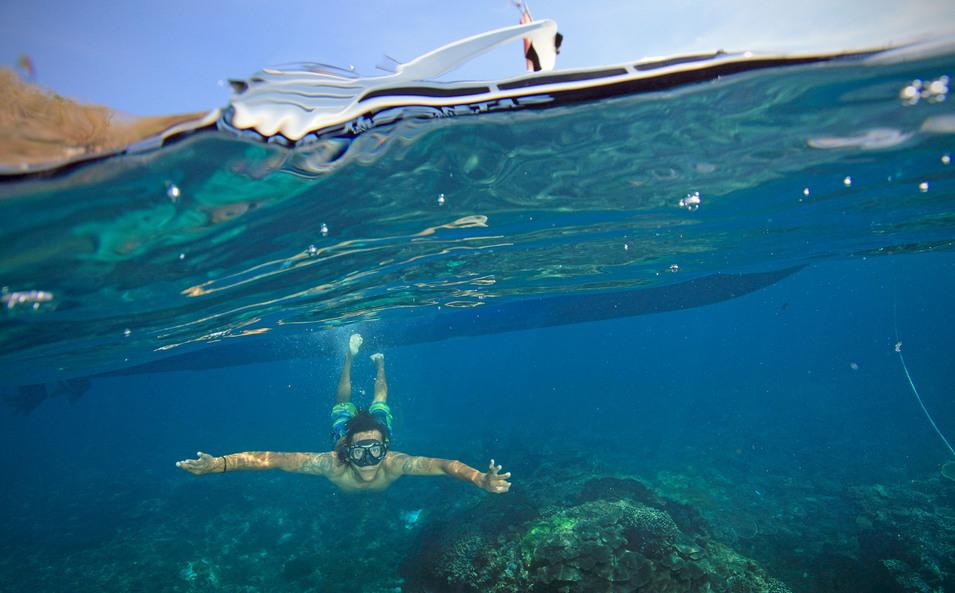 Changements Saisonniers Dans Les Différentes Regions de Plongée ā Bali