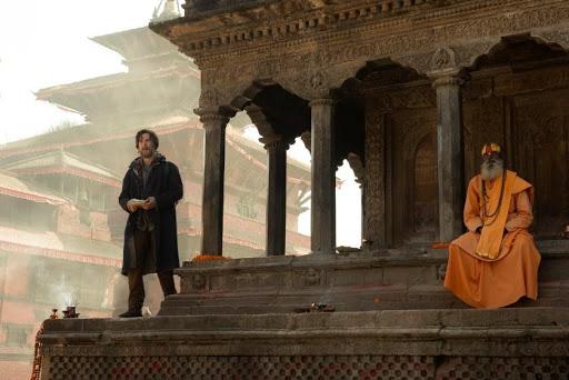 Népal, Dr. Strange (2016)