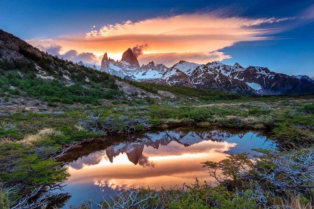 Venez nombreux à l'Argentine, vous trouverez les destinations impeccables !
