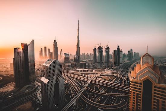 Visiter pays au Moyen Orient #2 : Émirats Arabes Unis