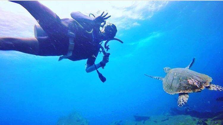 La bali plongée: misez sur la sécurité