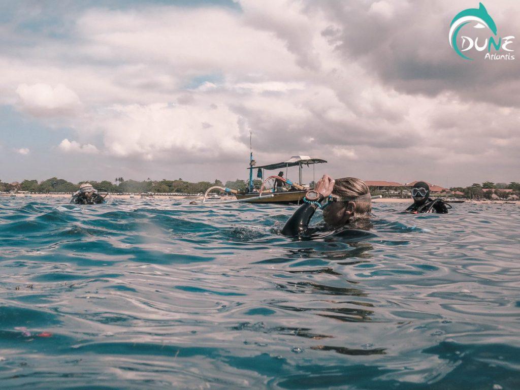Les joies de la Plongée a Bali pour débutants