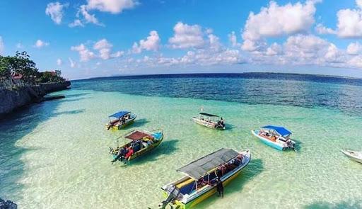 Connaitre plus les deux plages les plus belles en Indonésie!