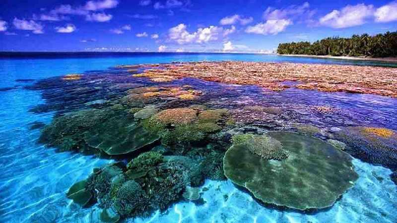Manado, une ville à Sulawesi dans laquelle on peut trouver le paradis