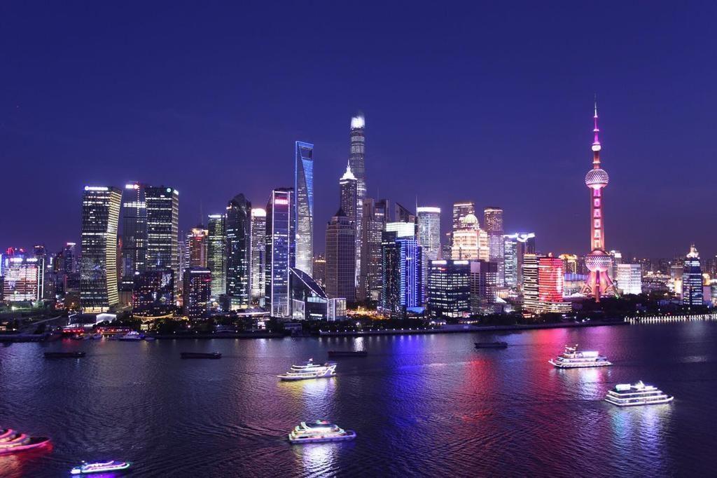 Bienvenue à Shanghai, une ville très bruyante ainsi que chaleureuse