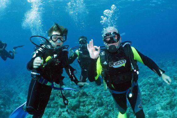 Open Water Bali : faire des découvertes incroyable