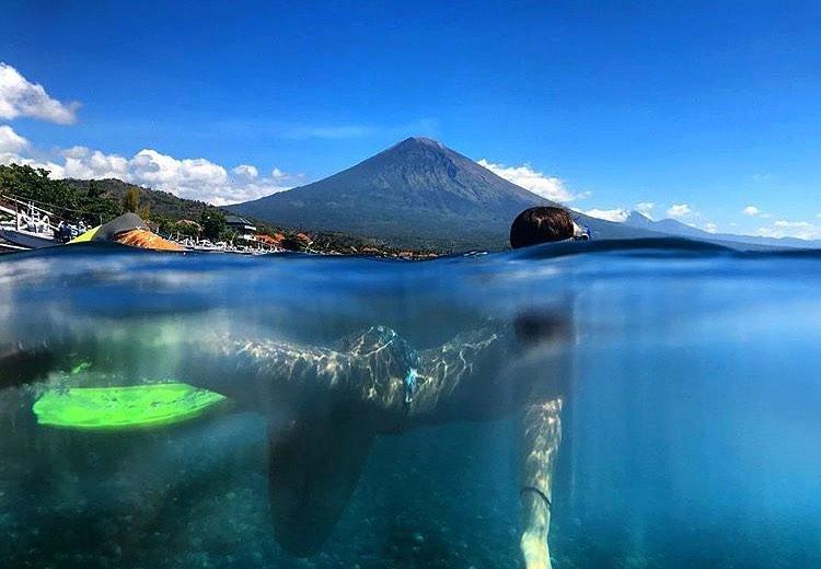 Organiser la plongée Tulamben Bali par vous-même